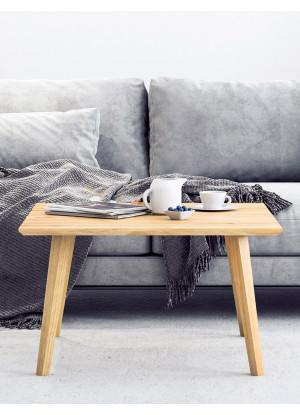 Stolik kawowy dębowy Ław26