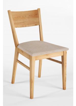Krzesło dębowe 06 Tapicerka