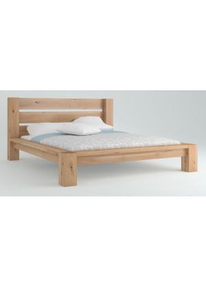 Łóżko dębowe Imperata 05