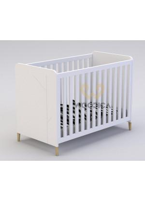 Łóżeczko dziecięce Mikka 10