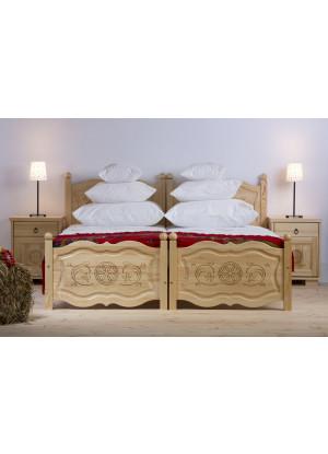 Łóżko drewniane Góralskie  29