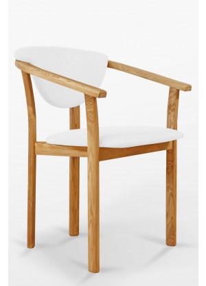 Fotel dębowy b