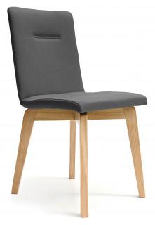 Krzesło dębowe tapicerowane NK-17