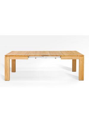 Stół dębowy 20 rozsuwany / blat dębowy