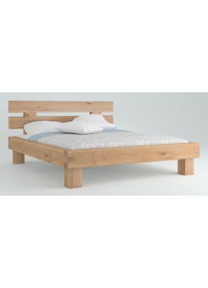 Łóżko dębowe Caragana 03