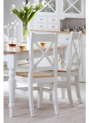 Krzesło drewniane Nicea