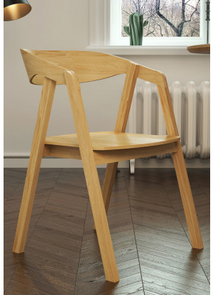 Krzesło dębowe NK-16m Tapicerka