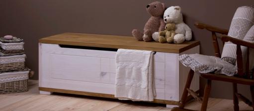 Praktyczny schowek - skrzynie i kufry Woodica