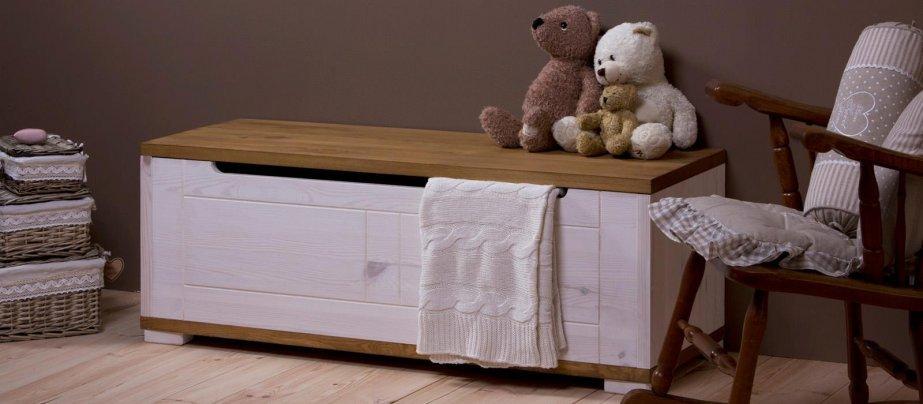 2930f9ca Praktyczny schowek - skrzynie i kufry Woodica - Woodica